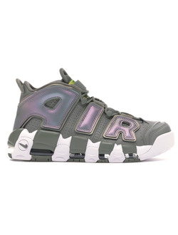 Nike Air More Uptempo Dark Green Мужские (41-45)