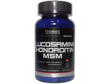 Glucosamine Chondroitine MSM Ultimate Nutrition, 90 таб