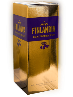 Водка Финляндия Смородина (Finlandia Blackcurrant ) 2л, 40%