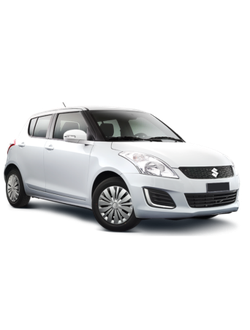 Обвес SUZUKI SWIFT