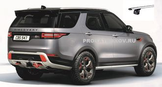 Дуги THULE для LAND ROVER Discovery V