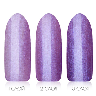 Гель-лак Shellac Bluesky №80530/40530 Purple Purple, 10мл.