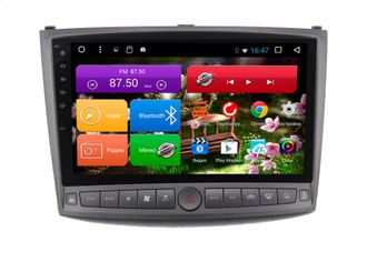"Автомагнитола MegaZvuk Т8-1007 Lexus IS 250/300/350 (2005-2011) на Android 8.1 Octa-Core (8 ядeр) 10.4"" Full Touch (НА ВСЕ КОМПЛЕКТАЦИИ)"
