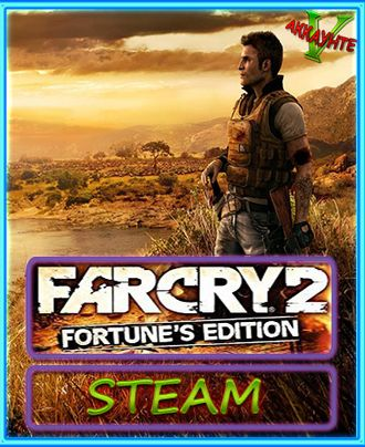 FAR CRY 2 FORTUNES EDITION(STEAM GIFT)