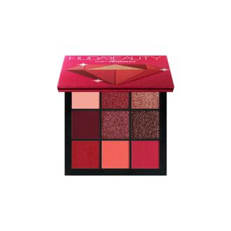 Huda Beauty Ruby  Obsession Mini Palette - Мини-палетка теней