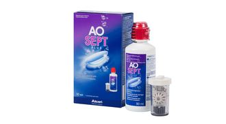 РАСТВОР AOSEPT PLUS (90 мл + КОНТЕЙНЕР)