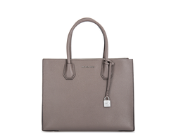 Сумка MICHAEL KORS Mercer Large Tote (Темно-серая)