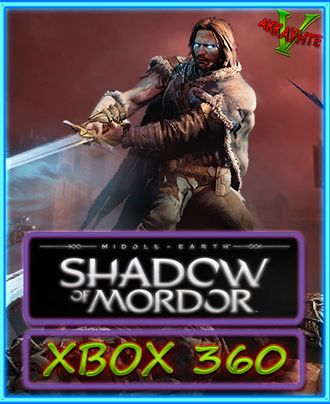 MIDDLE-EARTH: SHADOW OF MORDOR / ТЕНИ МОРДОРА XBOX 360