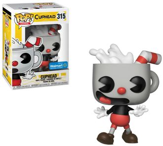 Фигурка Funko POP! Vinyl: Cuphead: Cuphead New Pose