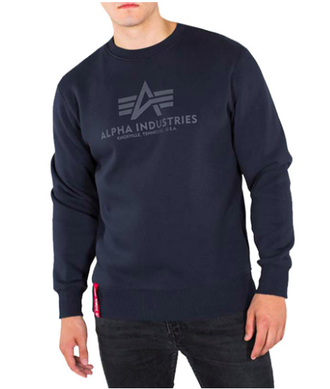 Свитшот Basics Sweater Alpha Industries
