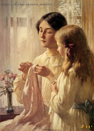 Открытка  -  William Kay Blacklock