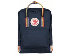 РЮКЗАК FJALLRAVEN KANKEN RAINBOW NAVY BLUE