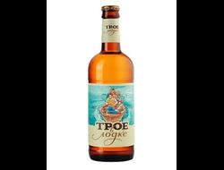 Пиво Трое в лодке 0,5 л, 1 бут.