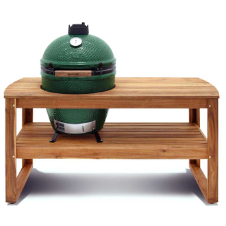 Стол для гриля L Big Green Egg, Акация