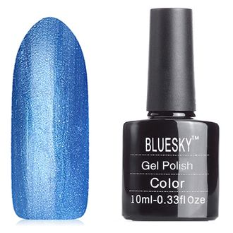 Гель-лак Shellac Bluesky №80601, 10мл.