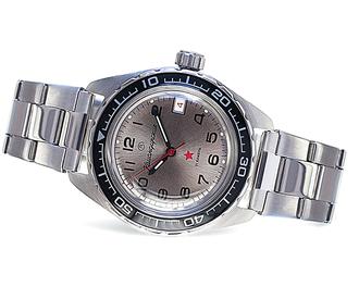 dea10cc1799b Купить часы наручные Командирские АПЗ 020708, мужские, механические
