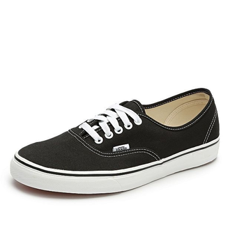 Кеды Vans Authentic черно-белые