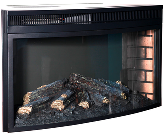 очаг Inter Flame panoramic 33W led fx