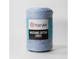 MACRAME COTTON LUREX 729