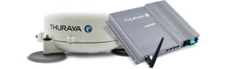 Автомобильная антенна HN221 для Thuraya IP