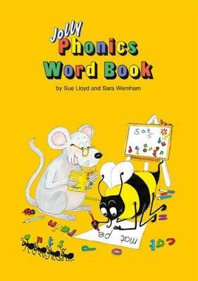 Jolly Phonics Word Book in Precursive Letters (BE)