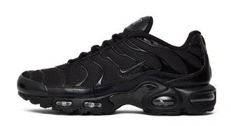 Nike Air Max Plus TN Black (36-45) Арт. 114MFA