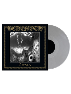 BEHEMOTH - Grom LP grey