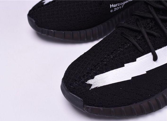 7b94c763ef55 Adidas Yeezy Boost x OFF-White чёрные купить