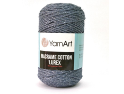 ПРЯЖА MACRAME COTTON LUREX 737