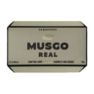 Мыло для душа на веревке Musgo Real, Oak Moss, 190 гр