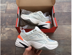 Кроссовки nike m2k tekno White/Orange