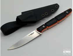 Нож Viper Orange/Black satin G10