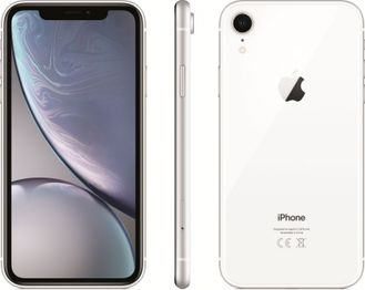 Apple iPhone XR - White