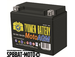 Аккумулятор TYUMEN BATTERY 6MTС-12 AGM