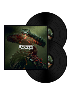 ACCEPT - Too mean to die 2-LP