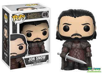 Фигурка Funko POP! Vinyl: Games of Thrones: S7  Jon Snow