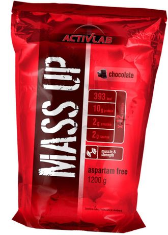 (Activlab) Mass UP - (1,2 кг) - (Ваниль)
