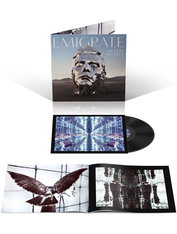 Emigrate - A million degrees LP