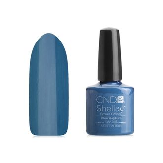 Гель-лак Shellac CND Blue Rapture №09953