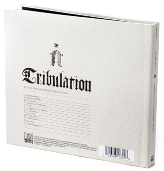 Tribulation - Where the Gloom Becomes Sound CD Mediabook