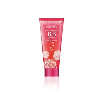 ВВ Крем  Deoproce White Flower BB Cream SPF35 PA+++