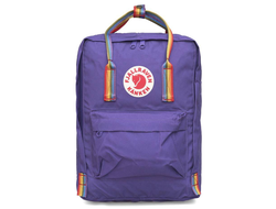 РЮКЗАК FJALLRAVEN KANKEN RAINBOW PURPLE