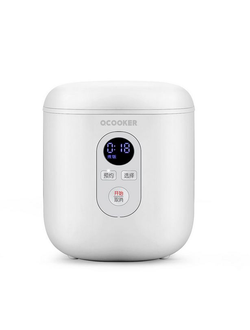 Рисоварка Xiaomi Ocooker kitchen mini rice cooker 1.2L
