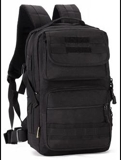 Тактический рюкзак Mr. Martin 5026 Чёрный (Black)