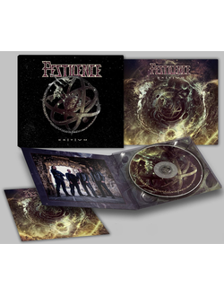 Pestilence - Exitivm CD BOX