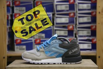 Reebok GL 6000 Grey \ Blue