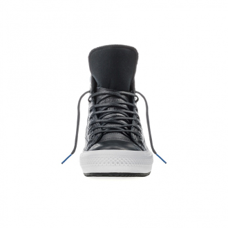 кожаные кеды converse all star chuck taylor leather black 157492