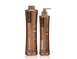 Набор Brazilian Blowout Original, 1000/350 мл.