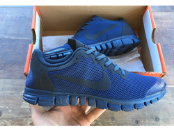Кроссовки Nike Free 3.0 All Blue
