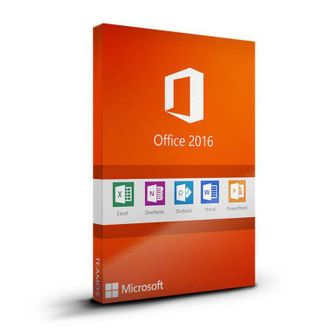 Microsoft office 2016 professional  для 1 ПК
